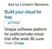 OK…Private Cloud is Mainstream (Private IaaS is commodity)