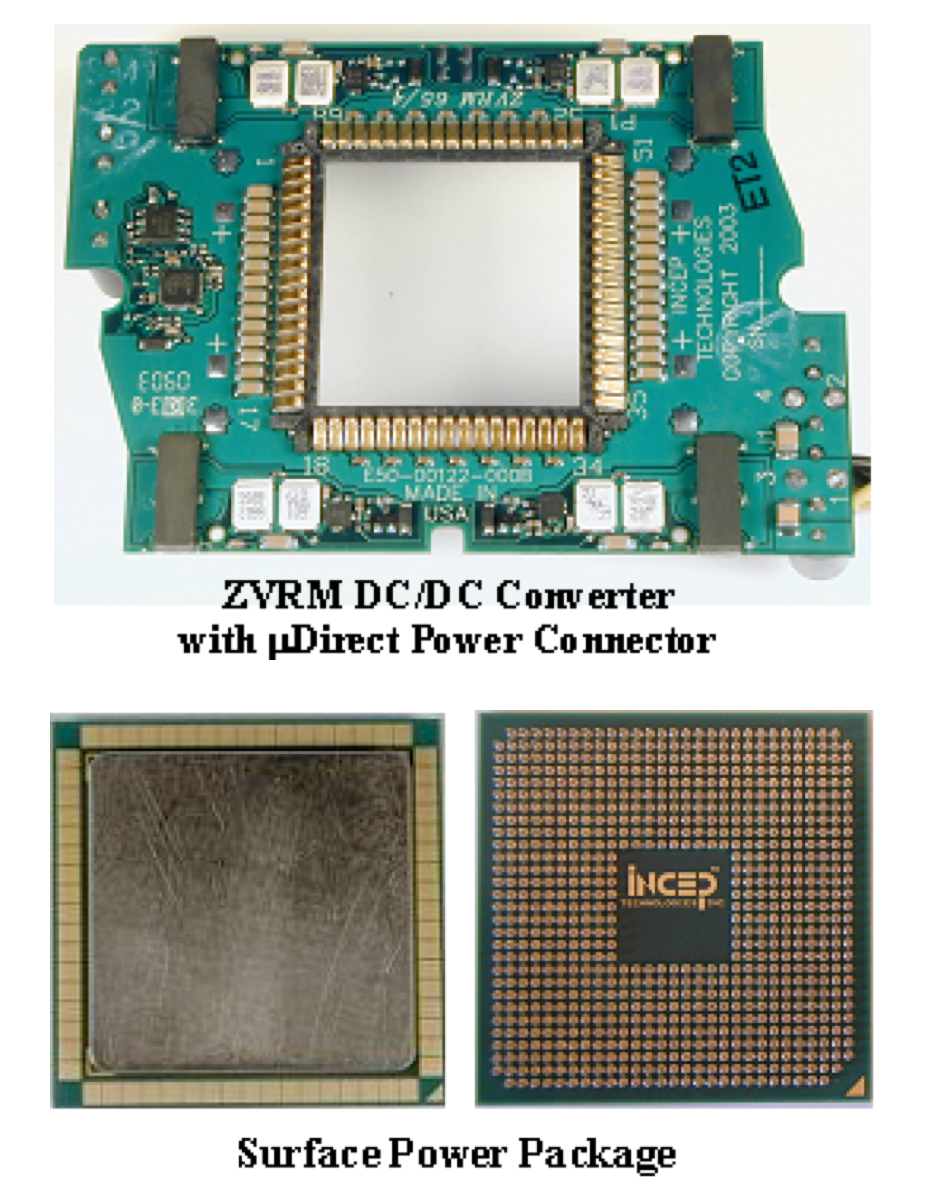 INCEP AMD Prototype