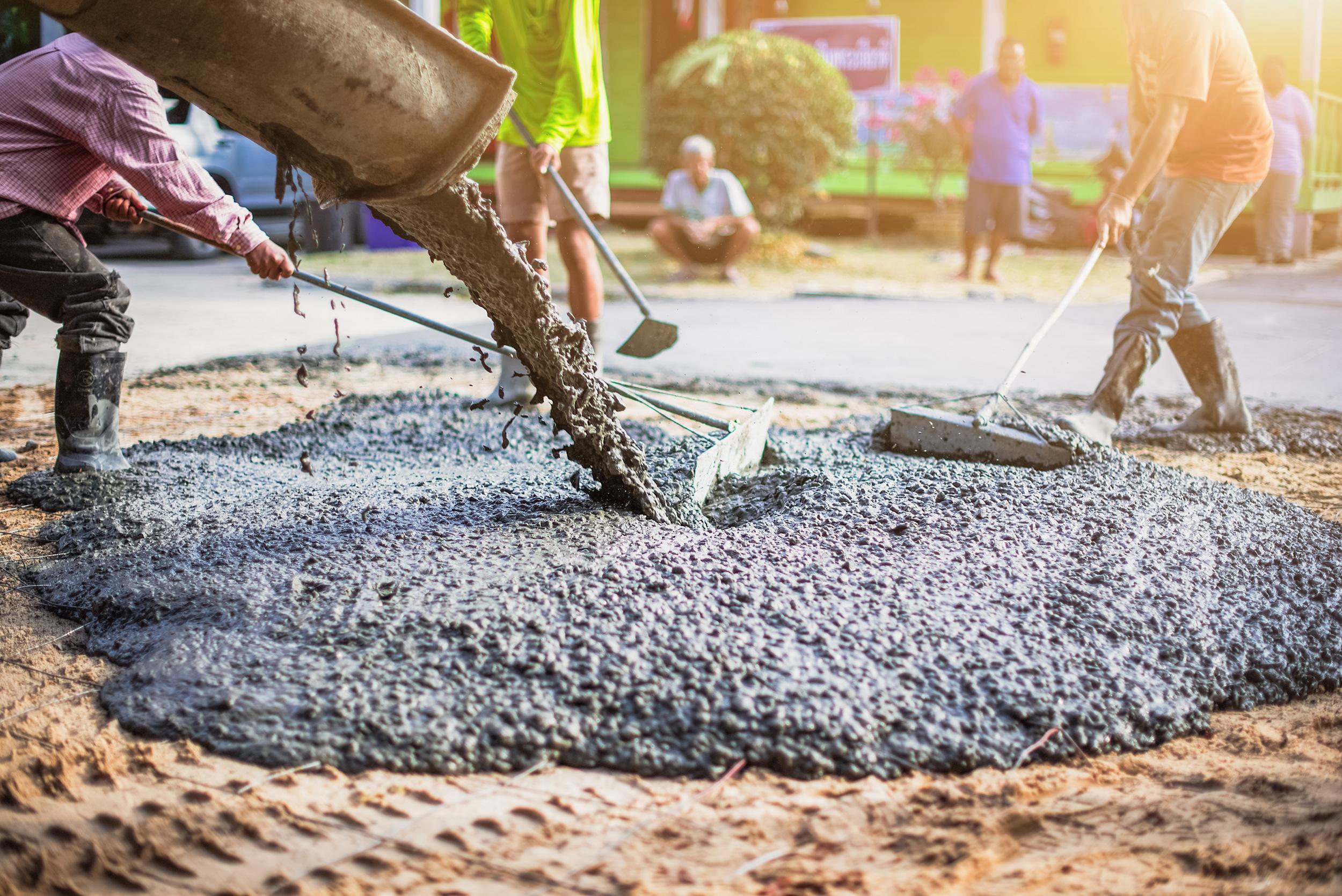 Utah's Premier Commercial and Residential Concrete Contractors