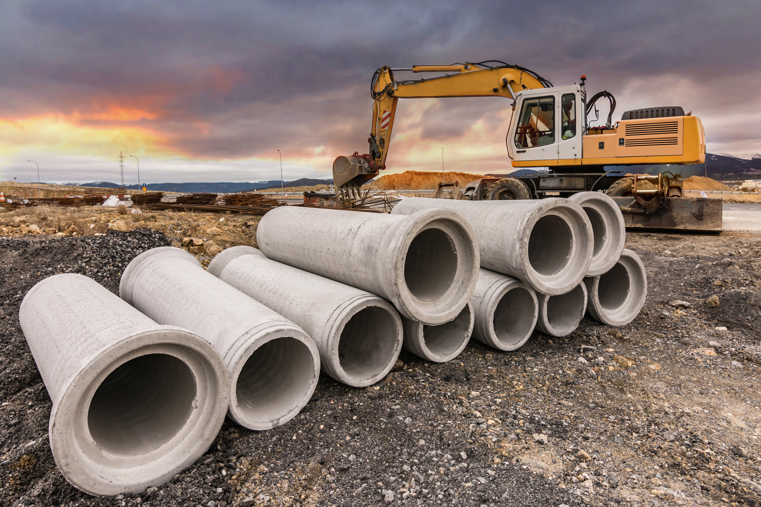 Excavation and Earthwork Solutions