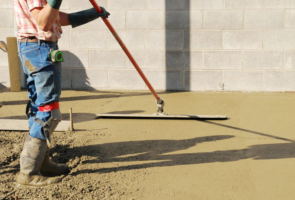 best concrete flatwork in utah