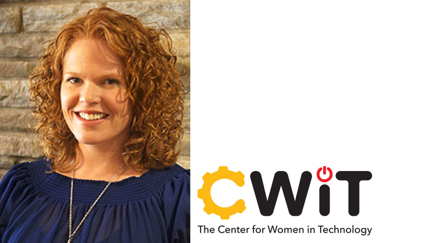 Cindy Greenwood with Center for Women in Technology