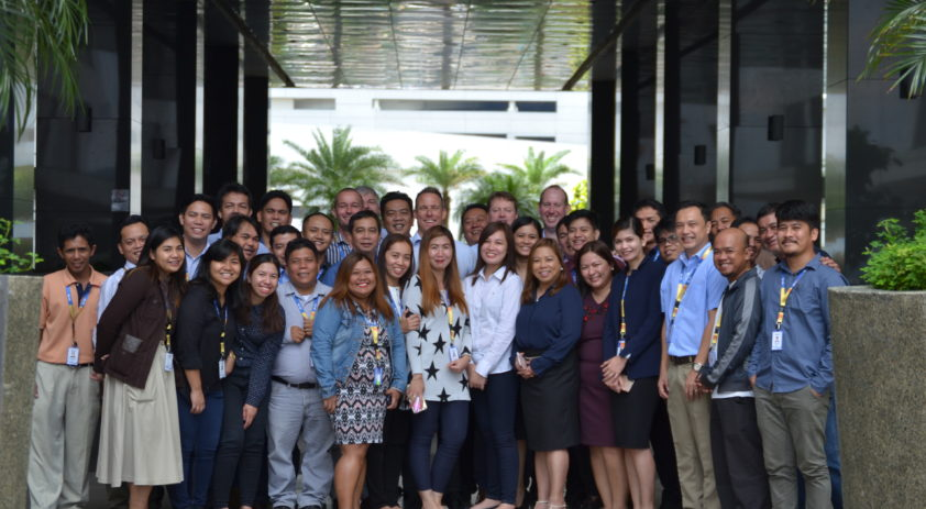 Prime BMD celebrate Manila office blessing