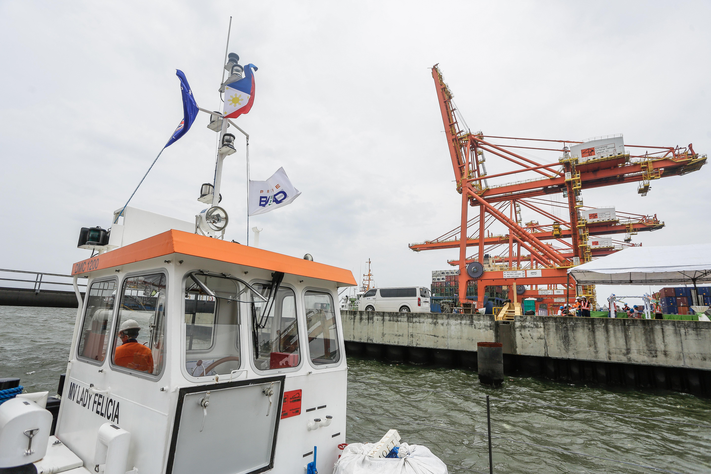 Inauguration of PrimeBMD's Marine Vessels
