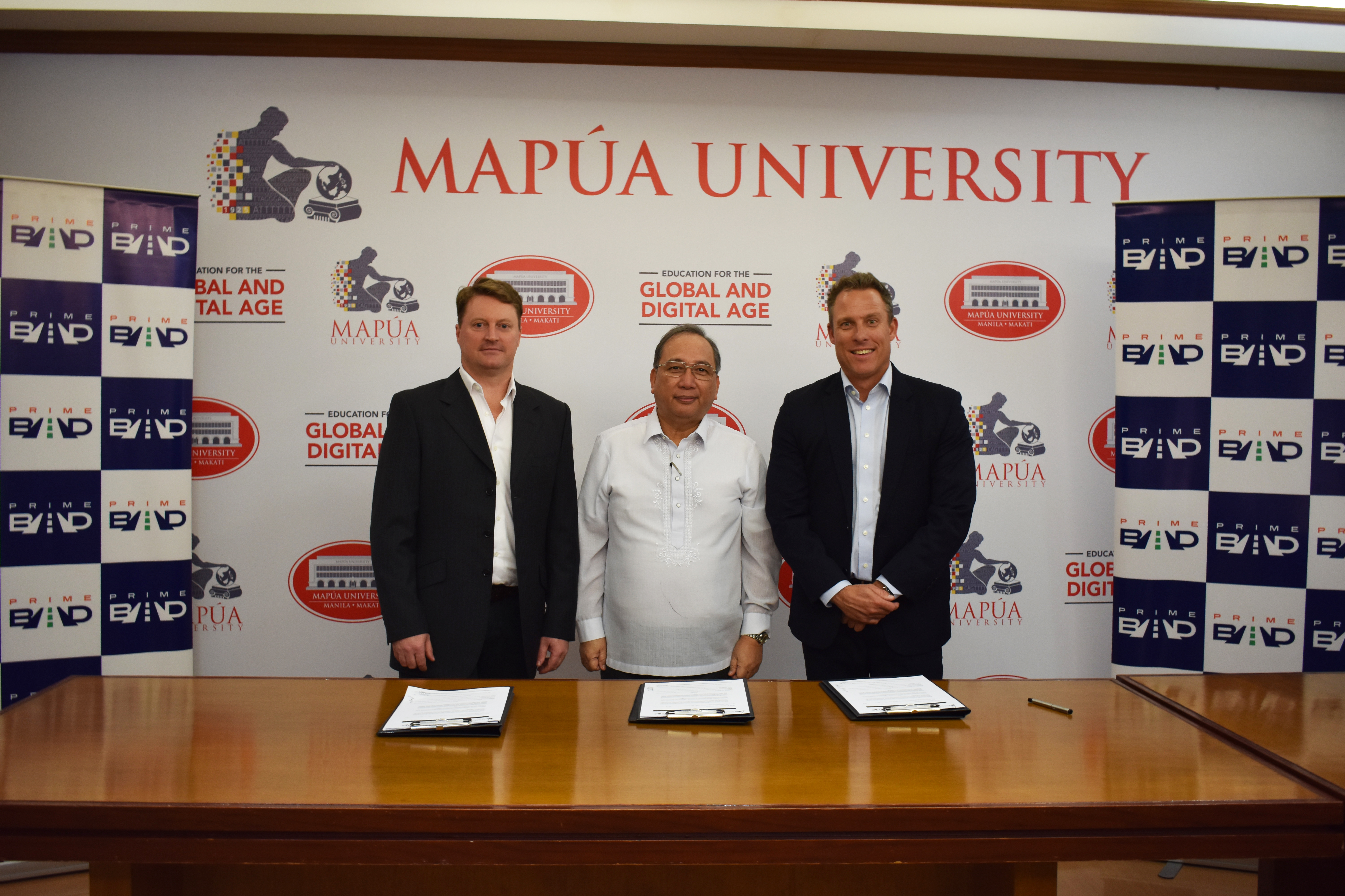 PrimeBMD and Mapua University sign MOA for Dare to Dream scholarship