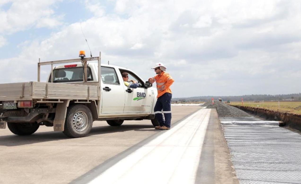 RAAF Base Amberley – National Airfield Maintenance Works