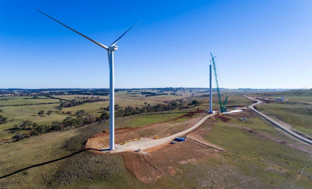 Crookwell 2 Wind Farm Stage 2