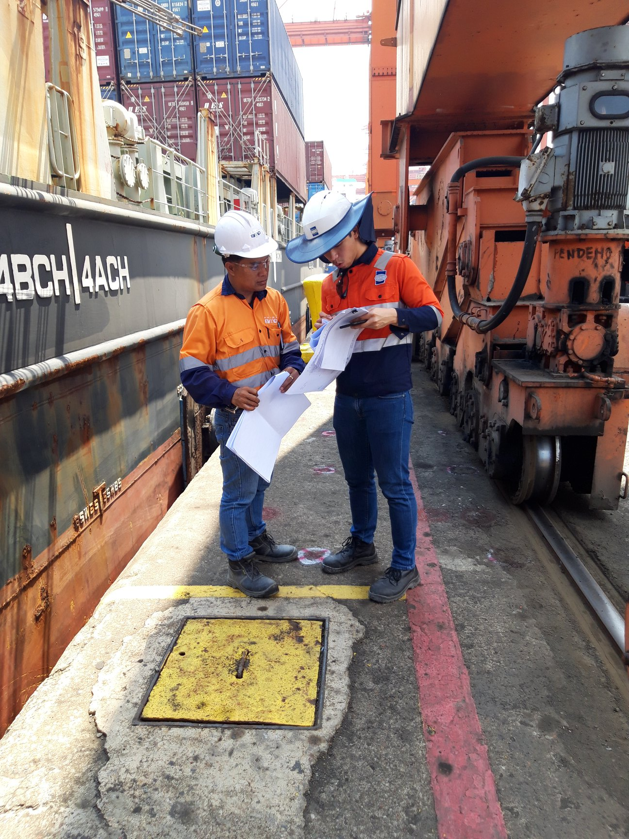 PrimeBMD achieves first milestone in Berth 1 to 5 strengthening project