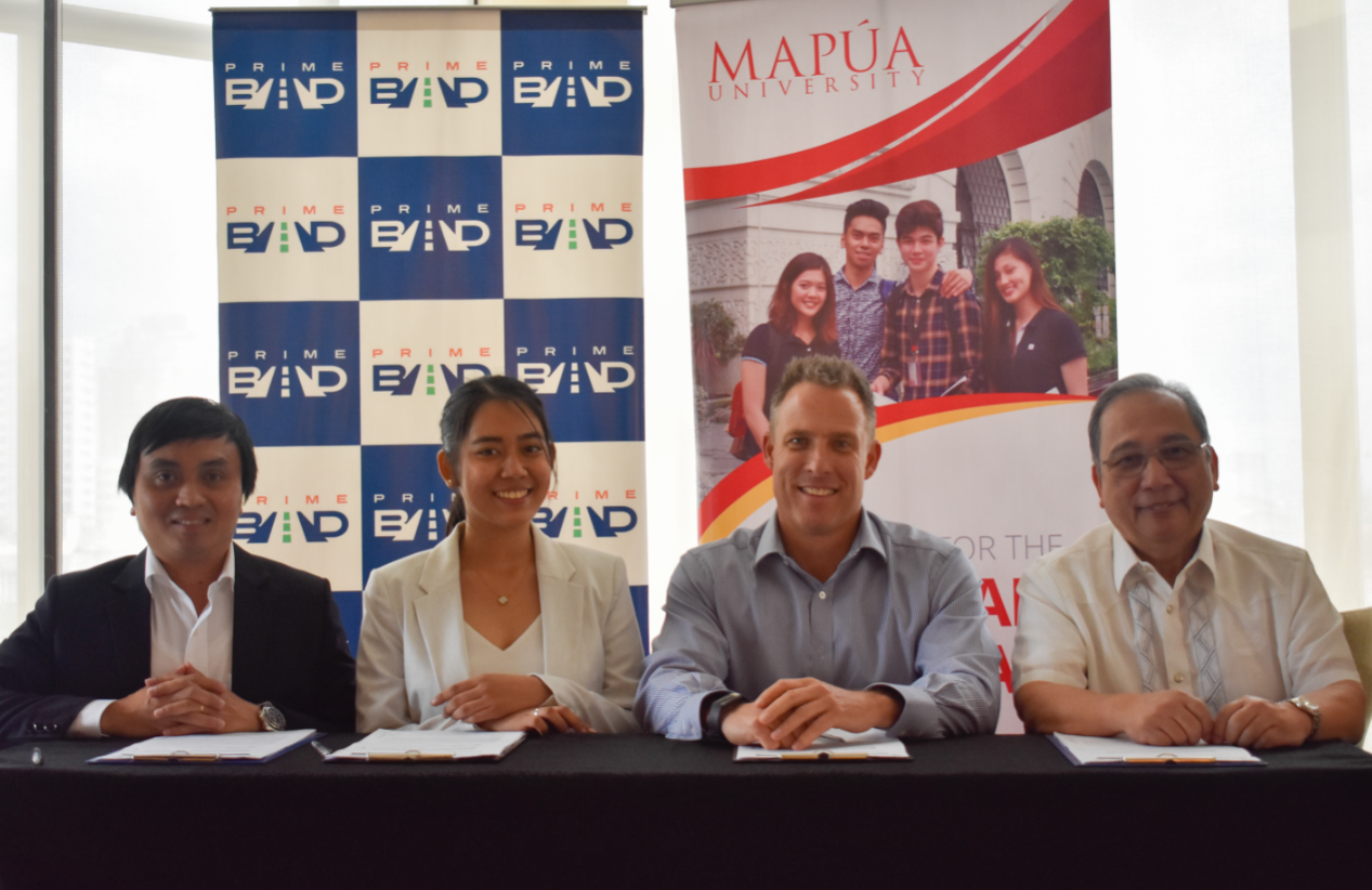 PrimeBMD signs MOA with new Dare to Dream Scholar