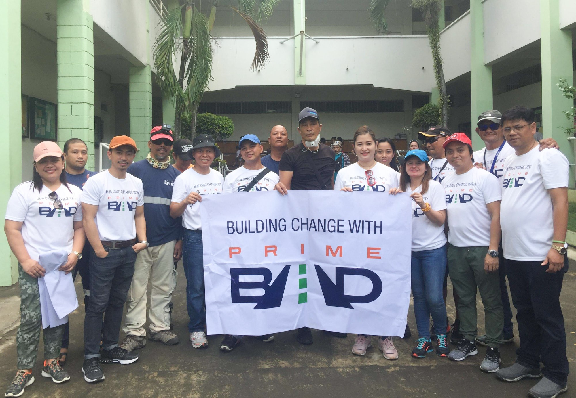PrimeBMD joins Taal Relief Operations