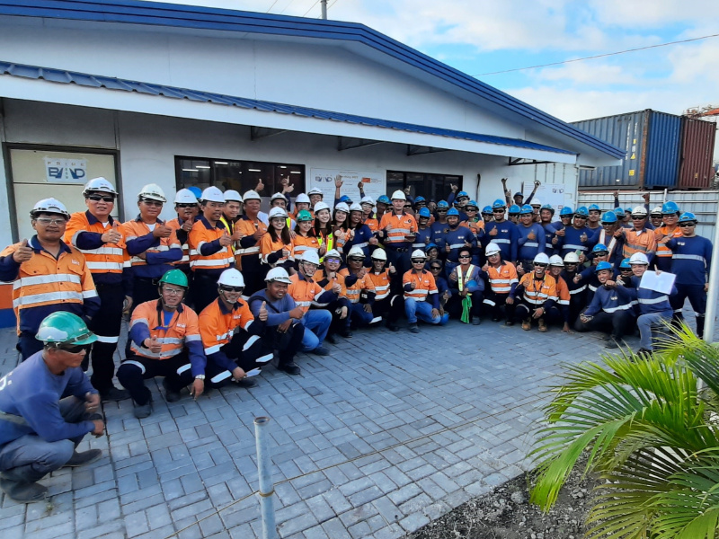 PrimeBMD is awarded Supplier of the Year by ICTSI