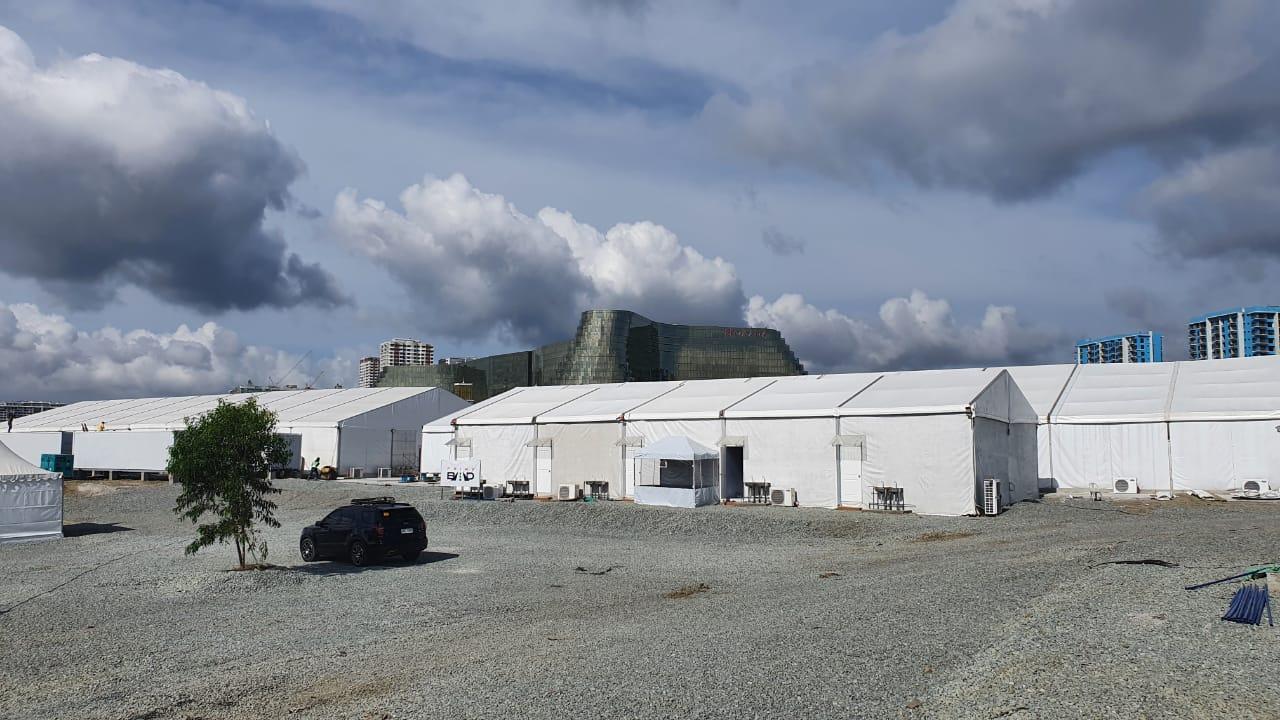 PrimeBMD builds biggest quarantine facility to date