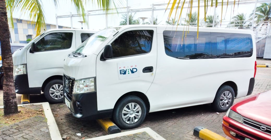 PrimeBMD continues to provide shuttle services to employees