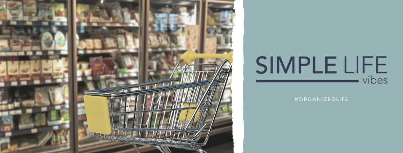 Simplify Your Grocery Shopping: Things That Work For Us