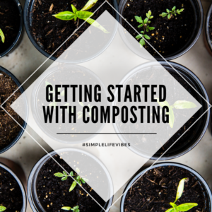 What You Can Compost around your home