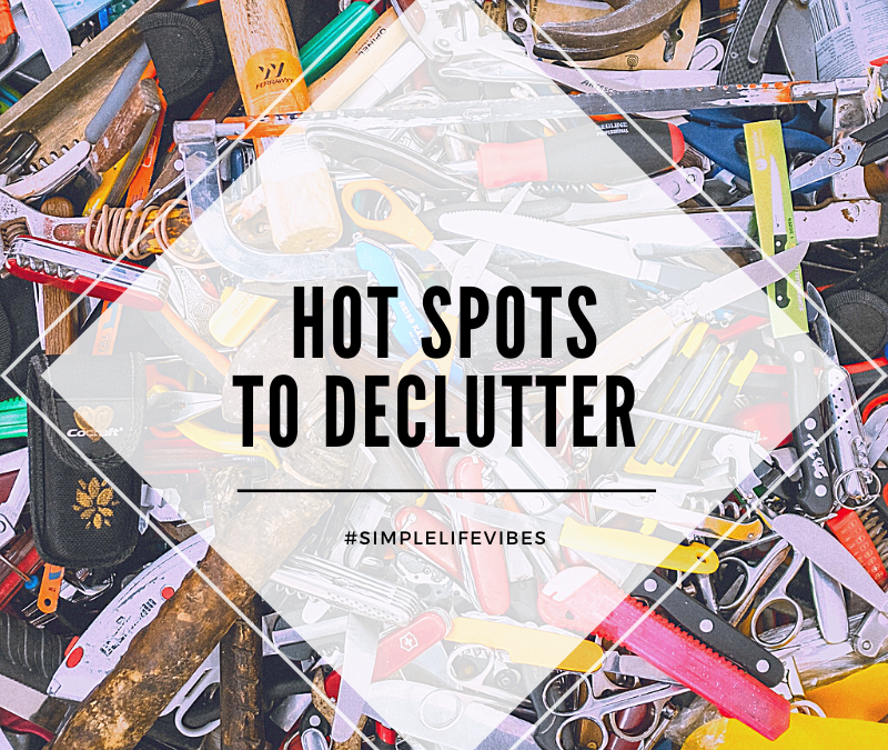 21 Zones To Declutter In Your Home: Home Organization for 2021
