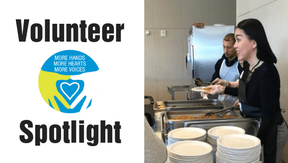 Volunteer Spotlight Cindy Banner