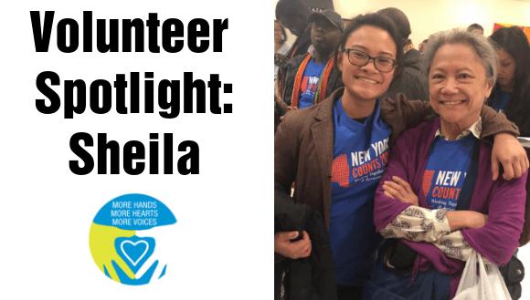 Volunteer Spotlight: Sheila Banner