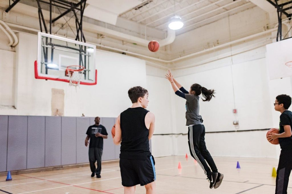 Manny Cantor Fitness Basketball Image Gallery 001