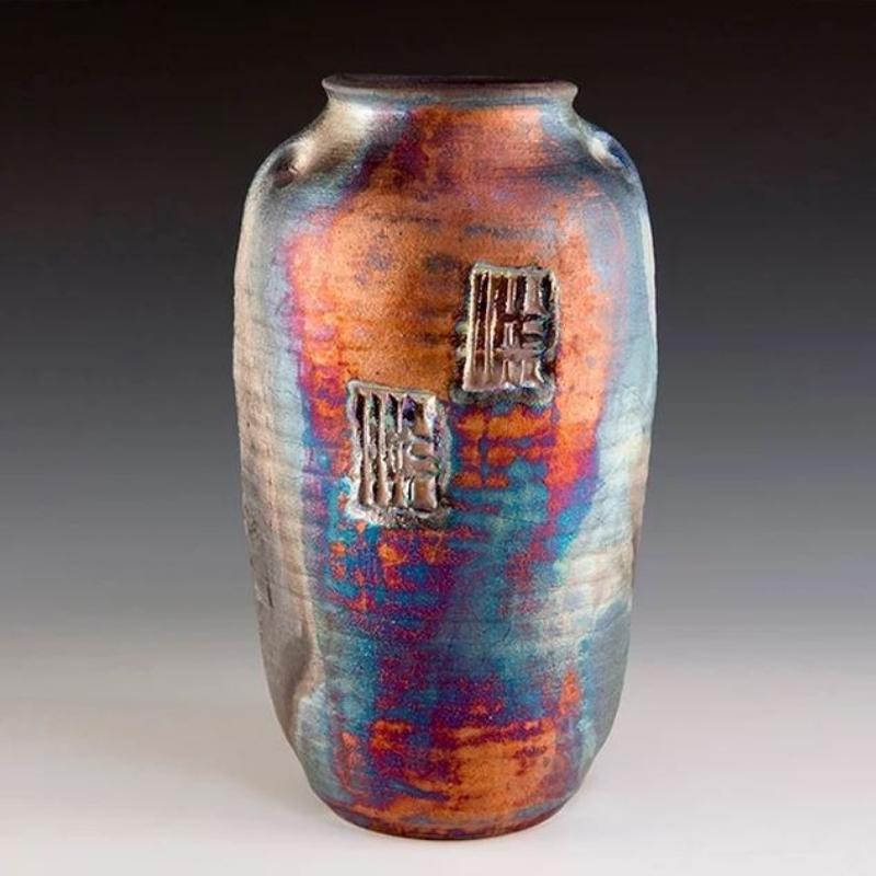 Ceramic Jar by Flo Kaczorowski