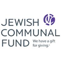 Jewish Communal Fund Logo