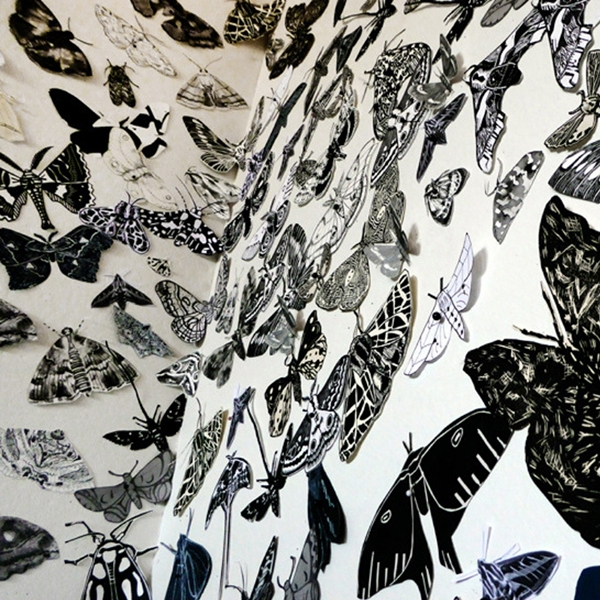 Hilary Lorenz Printmaking Instructor Artwork