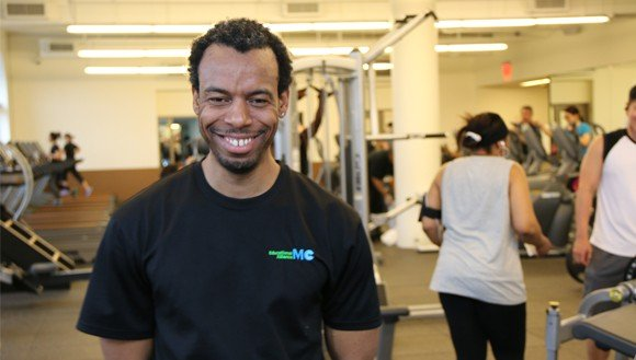 Fitness Trainer Ricardo Thomas
