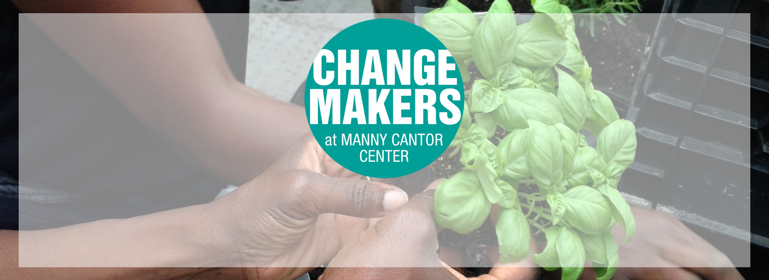 Change Makers Header Image