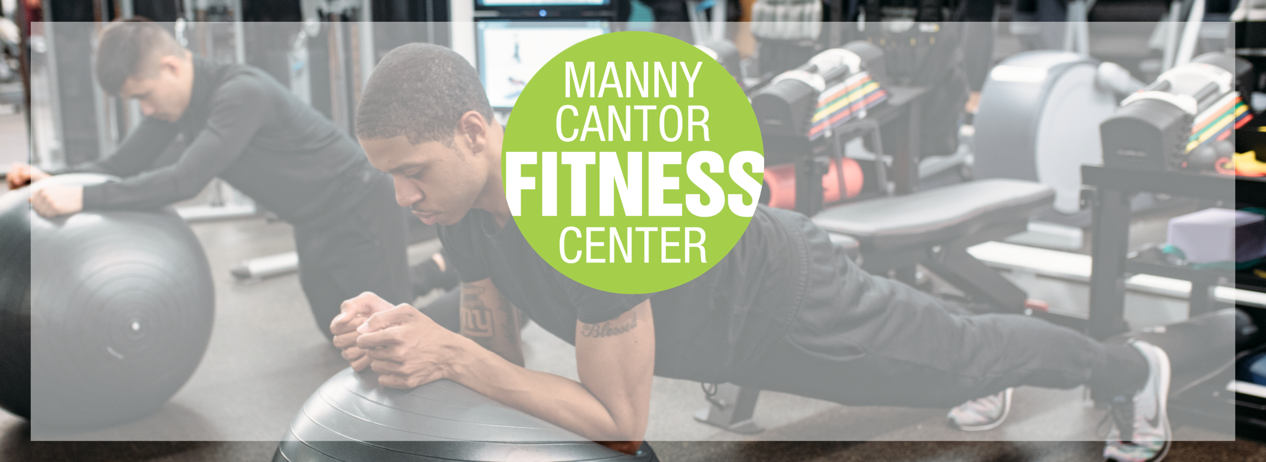 Manny Cantor Fitness Banner Image