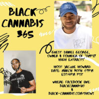 Daniel George, Founder of Simply High Extracts