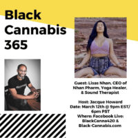 Lisas Nhan, CEO of Nhan Pharm, Yoga Heagler, & Sound Therapy