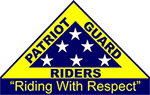 Logo for the Patriot Guard Riders