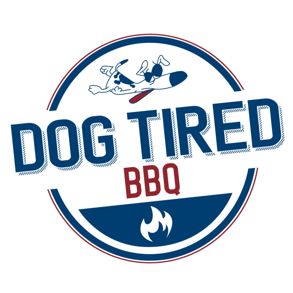 Dog Tired BBQ Logo