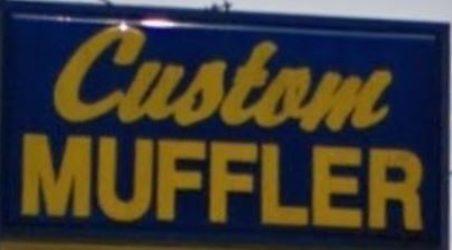 Custom Muffler  Shop #4