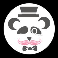 The Gentleman Panda