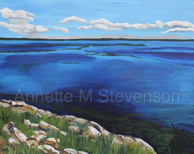 LakeToho, lake, waterscape, calm, Kissimmee, AnnetteMStevenson,