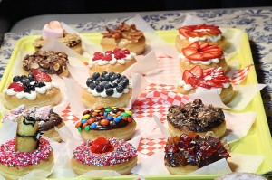 Jaramsdonuts  17459 Preston Rd.  Dallas, TX 75252