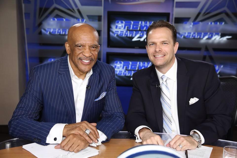 Drew Pearson and Matt Thornton