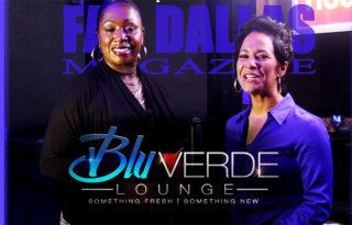 Daiquiri Hookah Cigar Lounge Blu Verde FABTV Vs Eats Dallas Entertainment Journal FAB Dallas Magazine