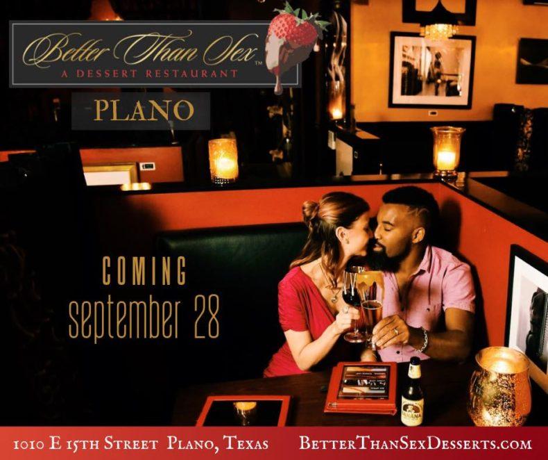 Better Than Sex Dessert Restaurant - Plano, TX