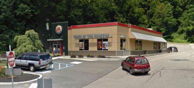 Burger King, Peekskill NY