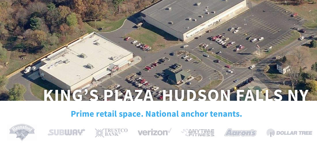 King's Plaza, Hudson Falls NY