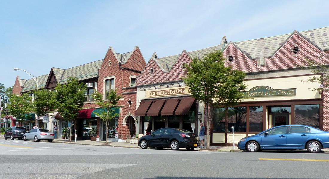 Depot Square - Tuckahoe NY