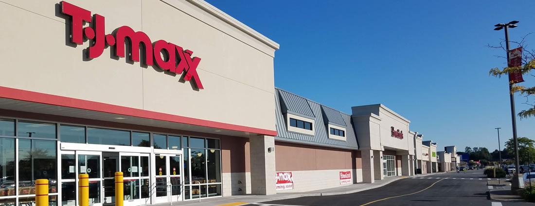 TJMaxx, Poughkeepsie Plaza NY, shopping retail