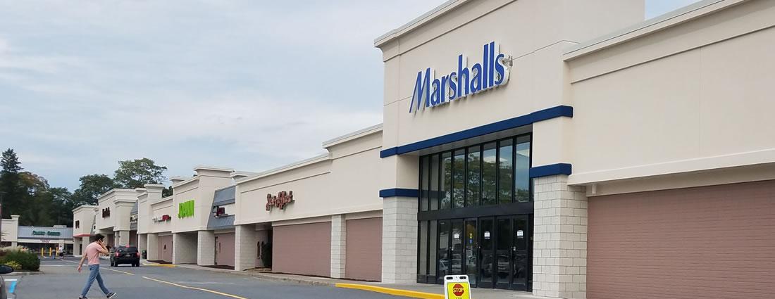 Marshalls, Poughkeepsie Plaza NY, shopping retail