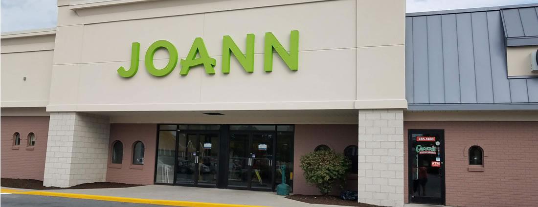 Joann, Poughkeepsie Plaza NY, shopping retail