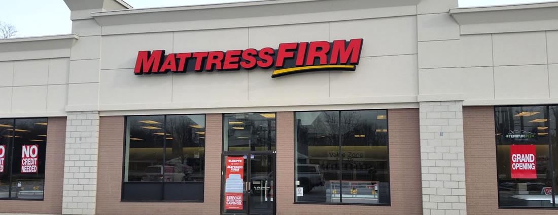 Mattress Firm, Poughkeepsie Plaza NY, shopping retail