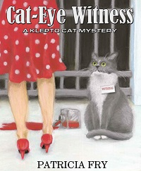 Cat-Eye Witness book 2 200x243
