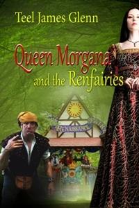 Queen morgana and the renfairies 200X300