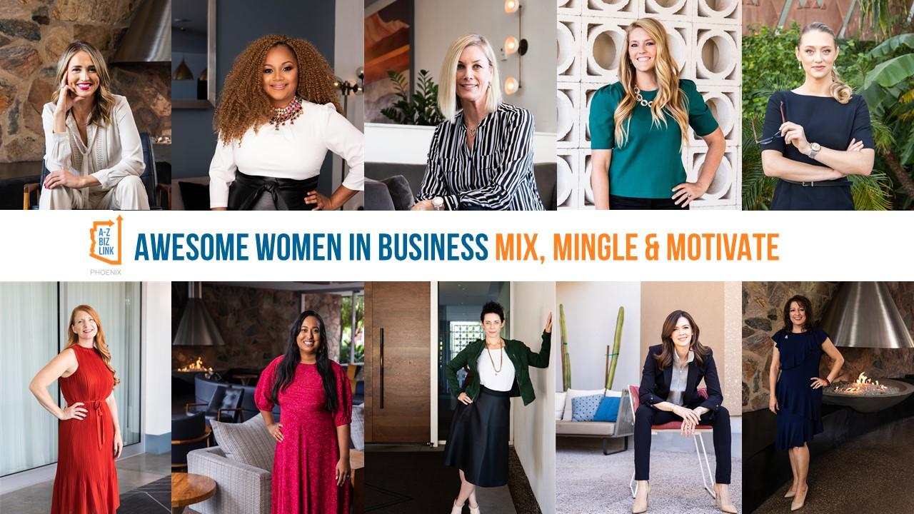 AZ Biz Link Awesome Women in Business